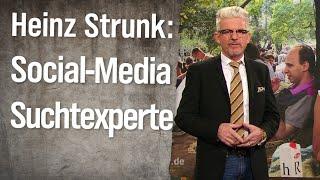 Social-Media-Suchtexperte Heinz Strunk