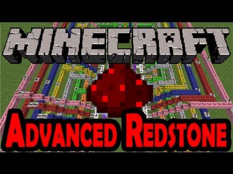 Advanced Redstone Tutorial - Minecraft Tutorials