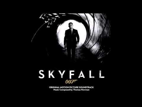 Skyfall [Soundtrack] - 01 - Grand Bazaar, Istanbul [HD]