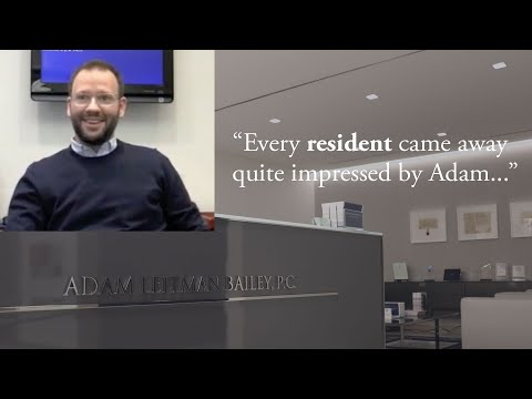Adam Leitman Bailey, P.C. Client Testimonial