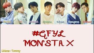 Monsta X  몬스타엑스  - #gfyl  Arabic Sub