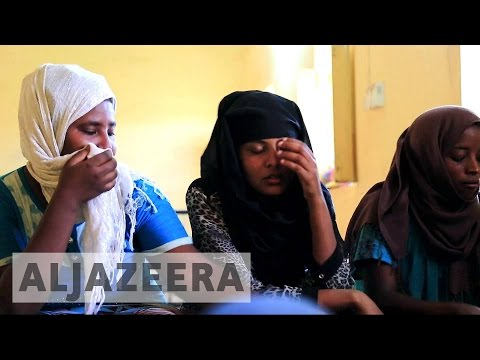 Eritrean refugees in Sudan accuse traffickers of abuse and torture