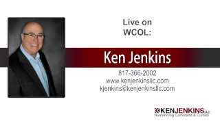 Ken Jenkins featured on the radio - 10/16/14