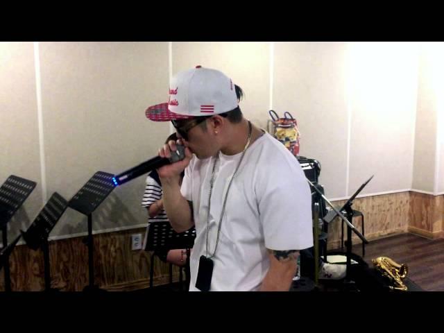 범키(Bumkey) 콘서트 합주 영상