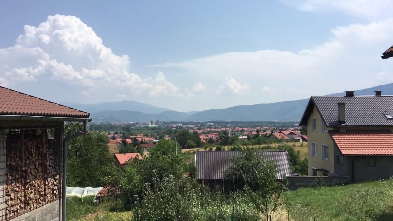 عقارات البوسنه بيت حديث ومطل في الاليجا - YouTube