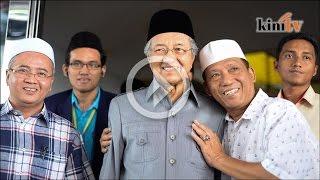 Harapan Mahathir: Terus aktif tangani masalah negara
