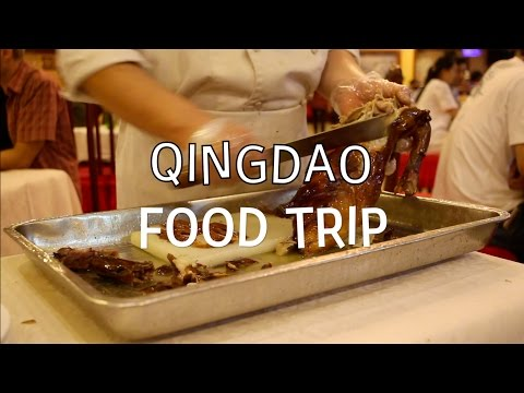 Qingdao Food Trip