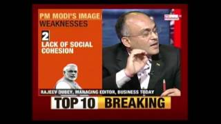 India Today brings to you exclusive report card on 3 years of Naren...