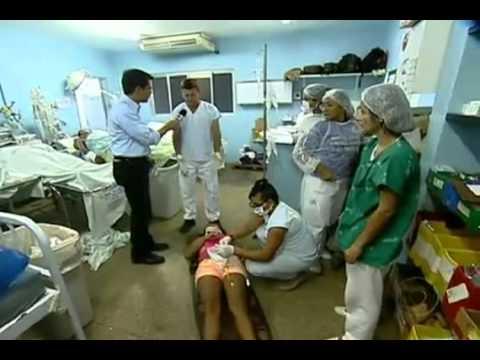 Crise na saúde em Rondônia - JN