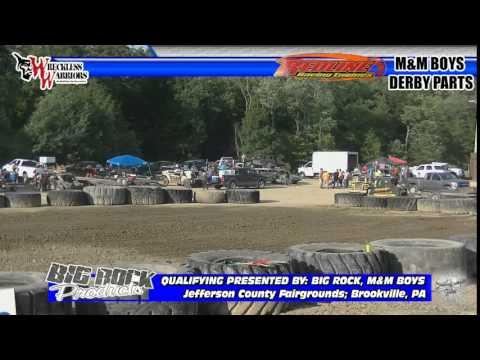 Crash Course Live: The Jefferson County Fair (Brookville, PA)