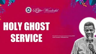 Gambar cover RCCG AUGUST 2020 HOLY GHOST SERVICE - WONDERFUL