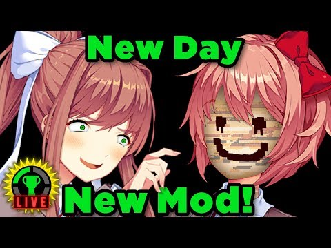 It's a Brand New MONIKA! | Doki Doki Literature Club Mod: A Brand New Day