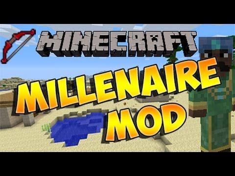 Minecraft - MILLÉNAIRE MOD