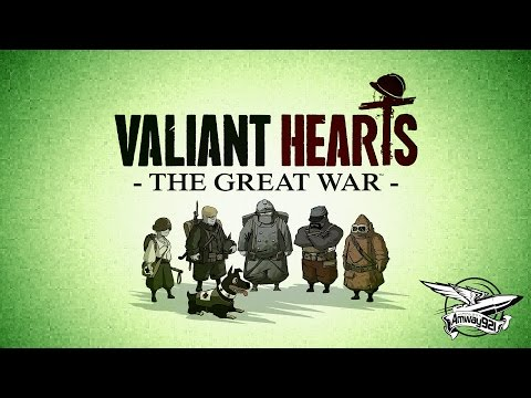 Стрим - Valiant Hearts: The Great War - Часть 2