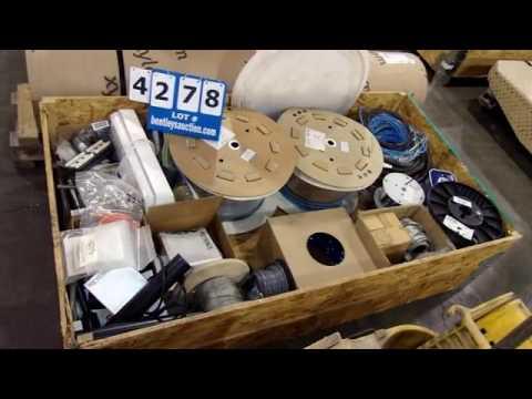 625 Pantex, TTUHSC, WTAMU & Others Surplus Auction Lot #'s 4,001 - 5,599