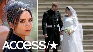 Victoria Beckham Talks Attending Royal Wedding:
