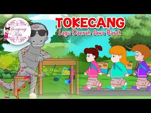 TOKECANG | Lagu Daerah Jawa Barat | Budaya Indonesia | Dongeng Kita