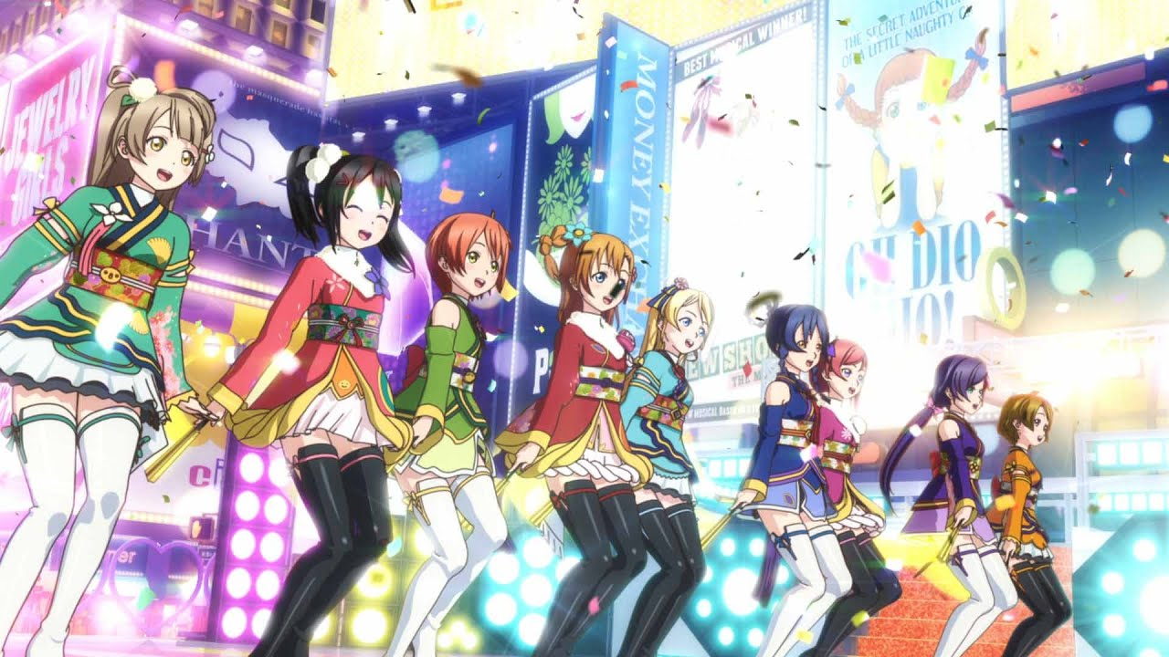 Eli Ayase Cute Wallpaper Love Live The School Idol Movie Official Trailer Youtube