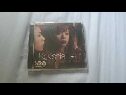 CD Unboxing: Keyshia Cole - Calling All Hearts (2010)