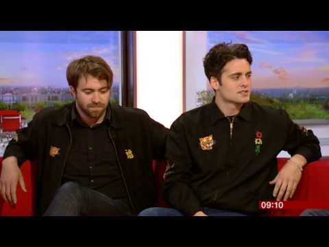 The Vaccines BBC Breakfast 2015