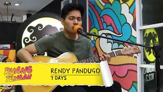 Video Rendy Pandugo - 7 Days (LIVE) download MP3, 3GP, MP4, WEBM, AVI, FLV Juni 2018