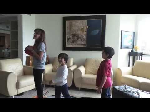 Juegos divertidos para niños para dias lluviosos o en casa - YouTube