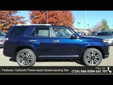 2016 toyota 4runner limited baierl toyota mars pa 16046 youtube. Black Bedroom Furniture Sets. Home Design Ideas