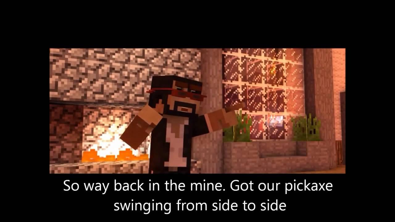 minecraft creeper song revenge lyrics