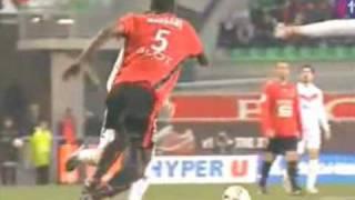 Mangane's horrific tackle on Lacourt