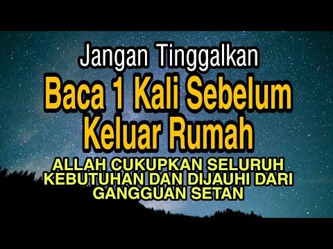 Seri Doa-Doa Keluar Rumah-Anak Islam-Bersama Jamal Laeli.
