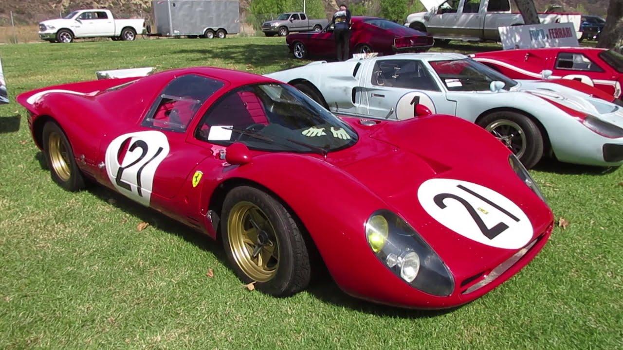 Ferrari 330 P3 Ford V Ferrari Movie Car Youtube