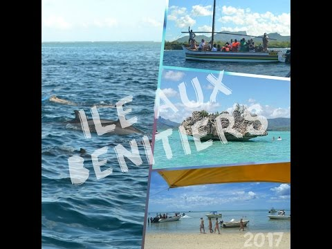 A trip to Ile aux Benitiers - Mauritius Vlog