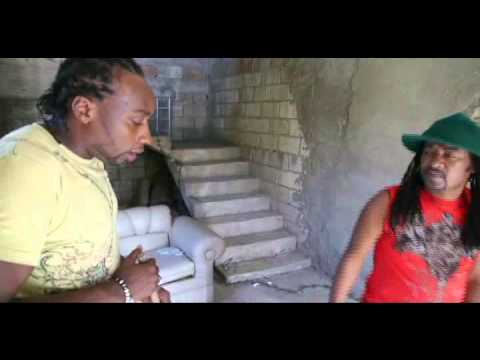 Apache Chief & Sarge Gyal Ediot - Natty Ragu & Flimsy Jamaican Comedy | Amaziyah The Great Films