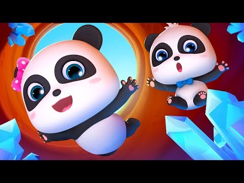 Amazing Crystal Cave | Magical Chinese Characters | Kids Cartoon | Babies Videos | BabyBus