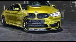 Тюнинг BMW M4 F82/83 от Hamann(, 2014-10-17T10:24:26.000Z)
