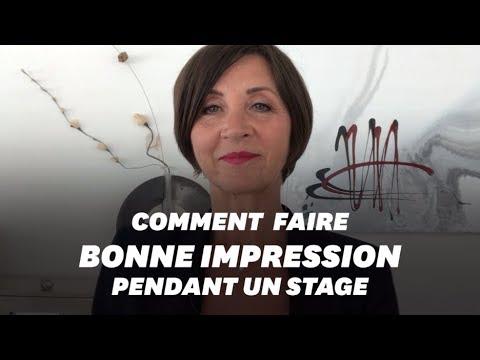 """Download """"Comment faire bonne impression durant un stage"""""""