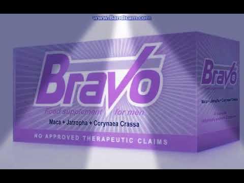 Bravo Food Supplement for men radio commercial-Ang Bagsik mo