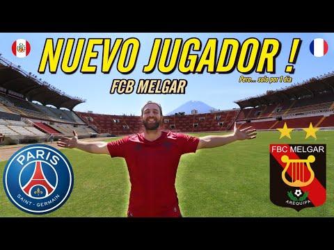 🇵🇪EL NUEVO JUGADOR FRANCES DEL FBC MELGAR - AREQUIPA🇫🇷