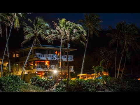 Volcom Hawaii Pipe House History - Banzai Pipeline, North Shore, Oahu