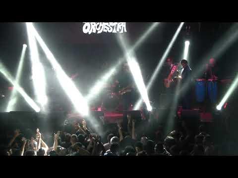 Tokyo Ska Paradise Orchestra en Chile Parte 1