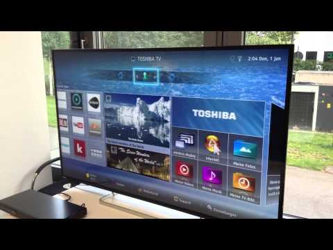 Toshiba 55M7463DG im Test
