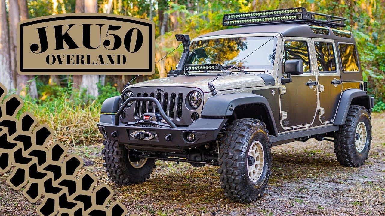 Jku50 Overland Jeep Showcase Youtube