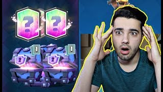 AM LUAT 2 LEGENDARE NOI SI LE-AM GHICIT !! | Clash Royale Romania