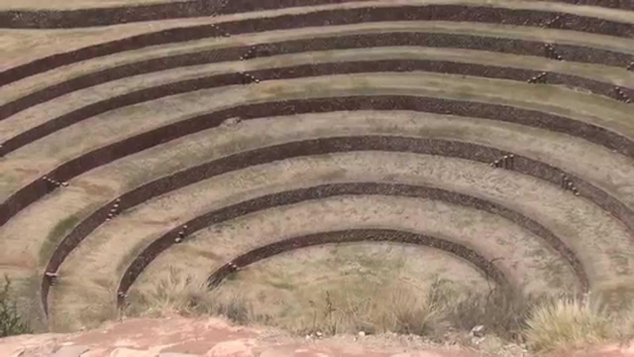 Terrazas De Cultivo Que Hicieron Los Aymaras Y Atacameños