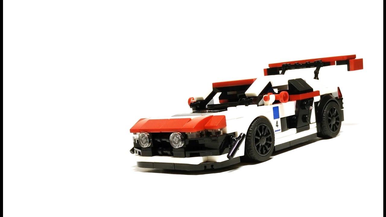 Lego speed champions audi r8 lms ultra 75873 10