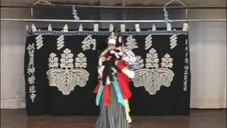 似田貝神楽「八幡舞」