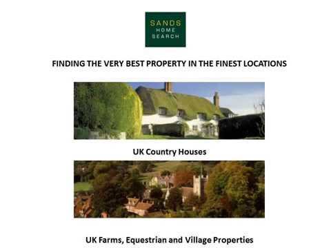 Berkshire Property For Sale - we search to find the finest Berkshire Country Homes and Estates
