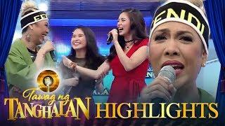 Download lagu Vice feels left out as Kim and TNT contender Kyla talk in Bisaya   Tawag ng Tanghalan