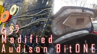 Modified Audison Bitone | Vip Infiniti G35 Build