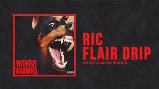 Offset & Metro Boomin - Ric Flair Drip (Lyrics On Screen)